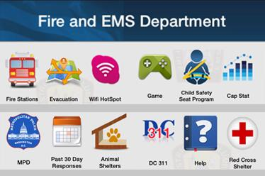 DC Fire & Emergency Medical Services